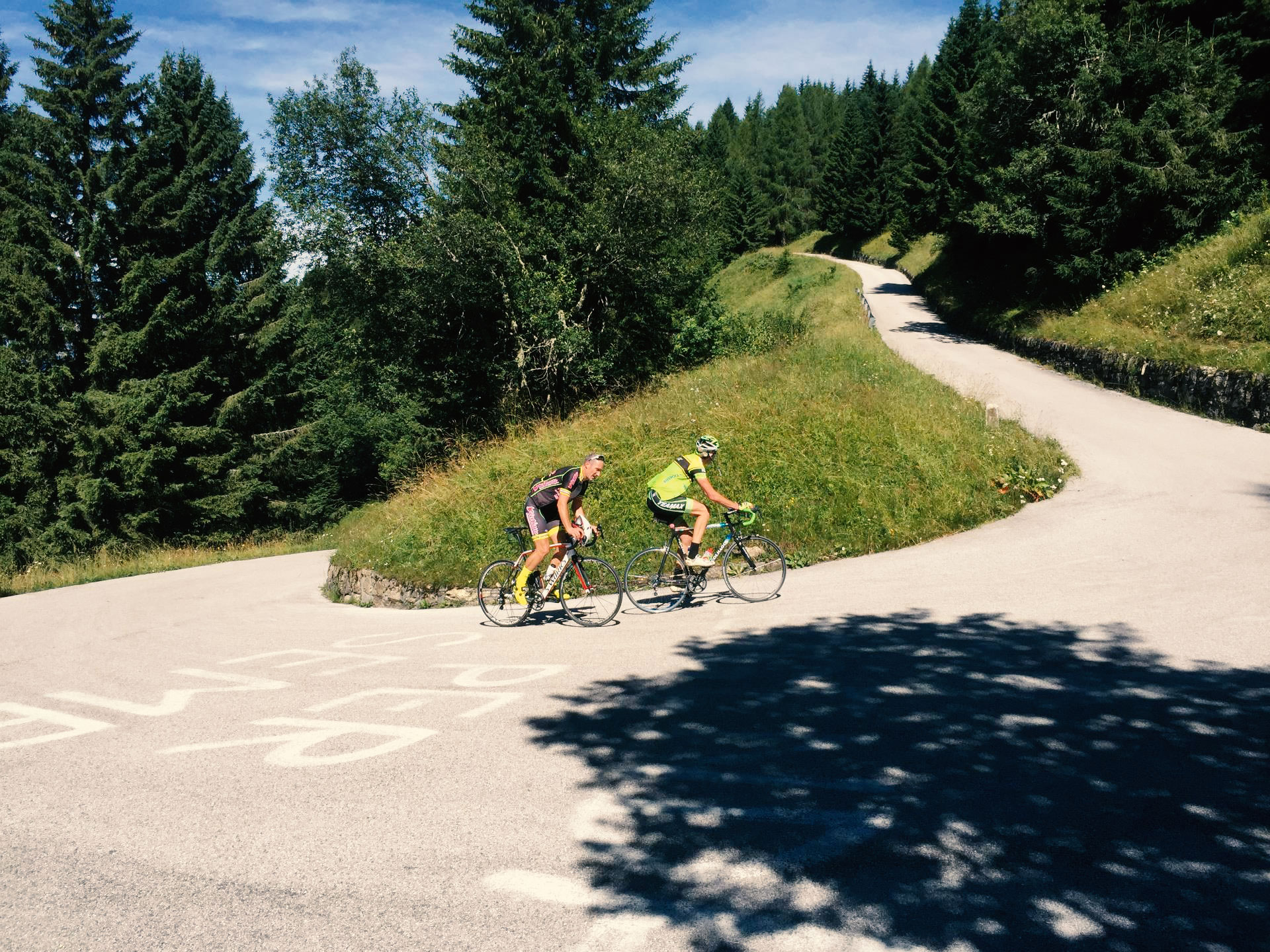Zoncolan Cycling Escape